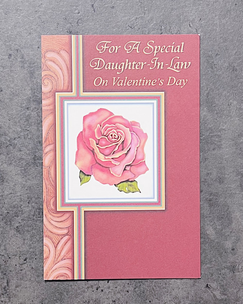 Daughter-in-Law | VALENTINE'S DAY CARD