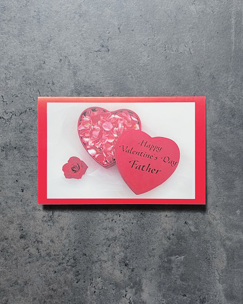 Father... | VALENTINE'S DAY CARD