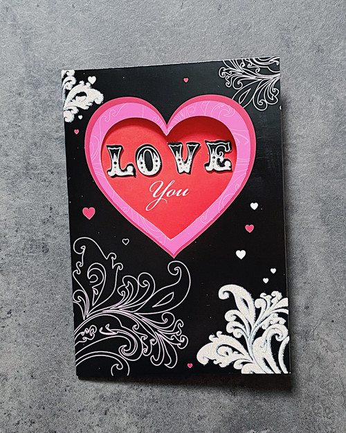 Love You | VALENTINE'S DAY CARD