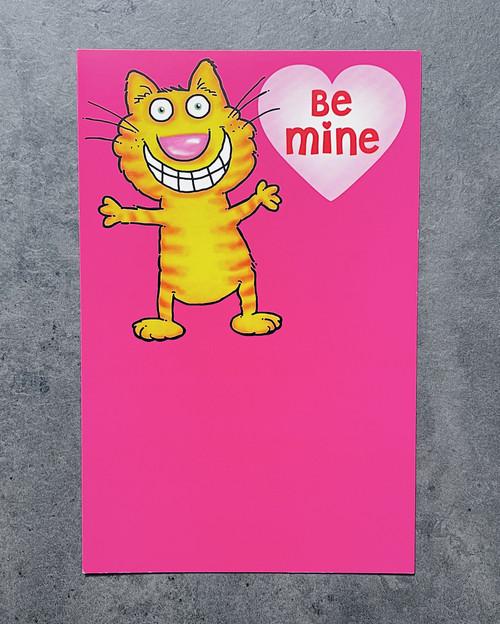 ...Mine | VALENTINE'S DAY CARD