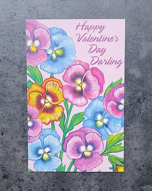 ...Darling | VALENTINE'S DAY CARD
