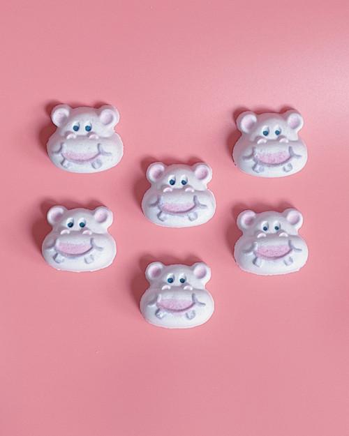 TOOTHY HIPPO | bath bomb