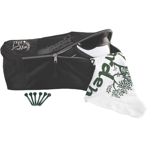 Shoe Tote Golf Kit