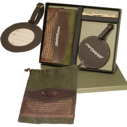 Woodbury Pouch/Bag Tag Kit
