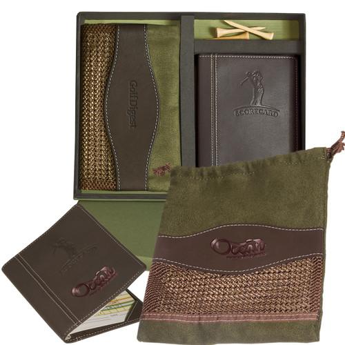 Woodbury Pouch/Scorecard Holder Kit