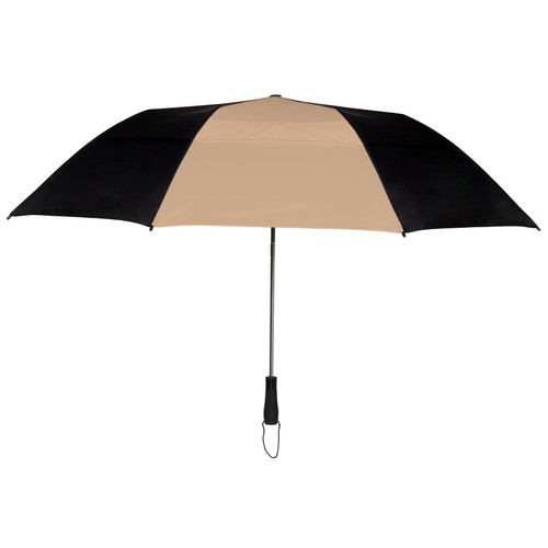 MVP Vented Canopy Folding Golf Umbrella