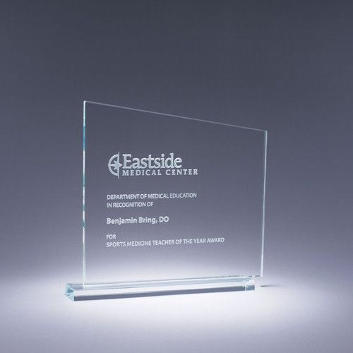 Midtown Starphire Crystal Award