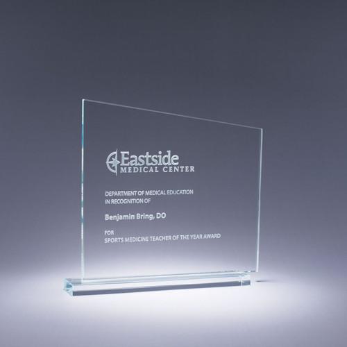 Midtown Starphire Crystal Award