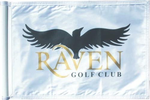 Top Grade 400 Denier Premium Nylon Golf Pin Flag