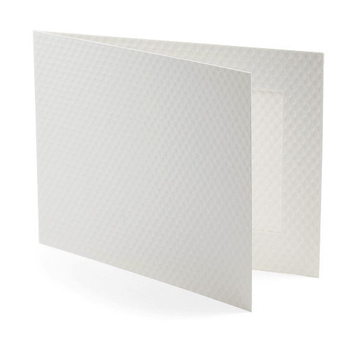 Golf Ball Texture Photo Folder - Single Landscape 4 x 6