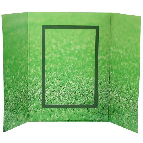 Golf Gatefold Photo Holder - Portrait or Landscape - 6 x 4 or 5 x 7 (BLANK)