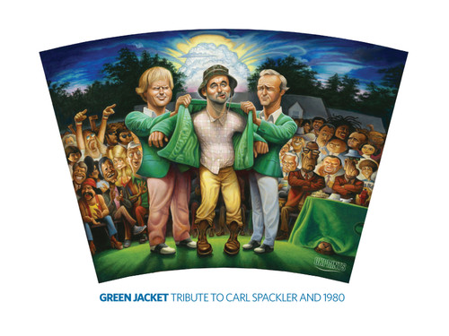 Caddyshack Green Jacket: A Tribute to Carl Spackler Wrap