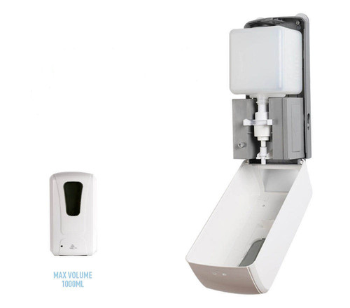 Automatic Touchless Wall Mount Hand Sanitizer Dispenser