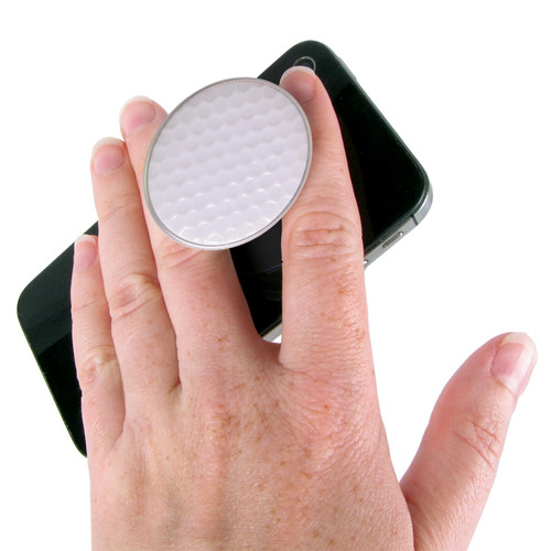 Golf Ball PopGrip by PopSockets (Full Color Imprint)