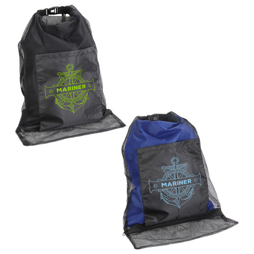 5-Liter Combo Waterproof Mesh Gear Bag