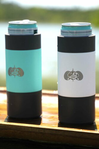 Toadfish Non-Tipping Can Cooler (Slim 12 oz)