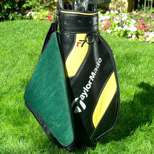 Golf Club Cover & Towel