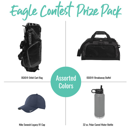 Eagle Contest Prize Pack