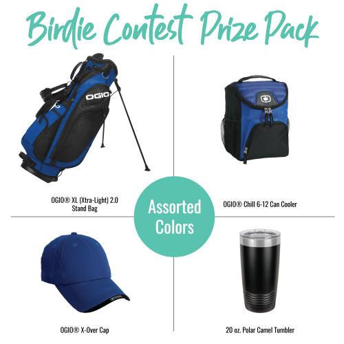 Birdie Contest Prize Pack
