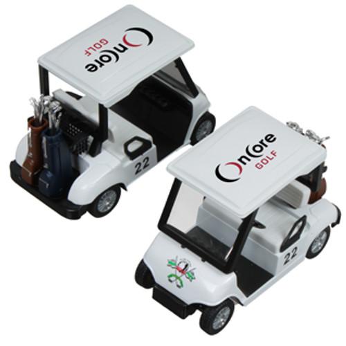 Miniature Golf Cart