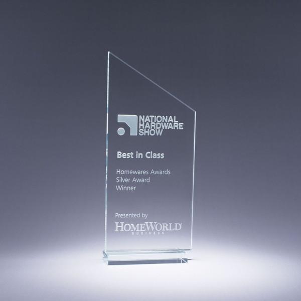 Transcend Starphire Crystal Award