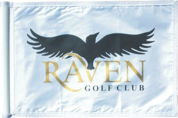 Top Grade 400 Denier Premium Nylon Golf Pin Flag