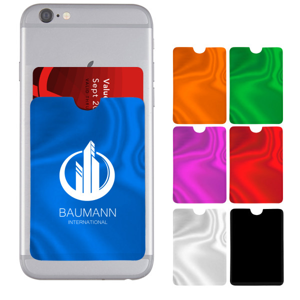 Available in Black, Blue, Green, Orange, Purple, Red or Silver