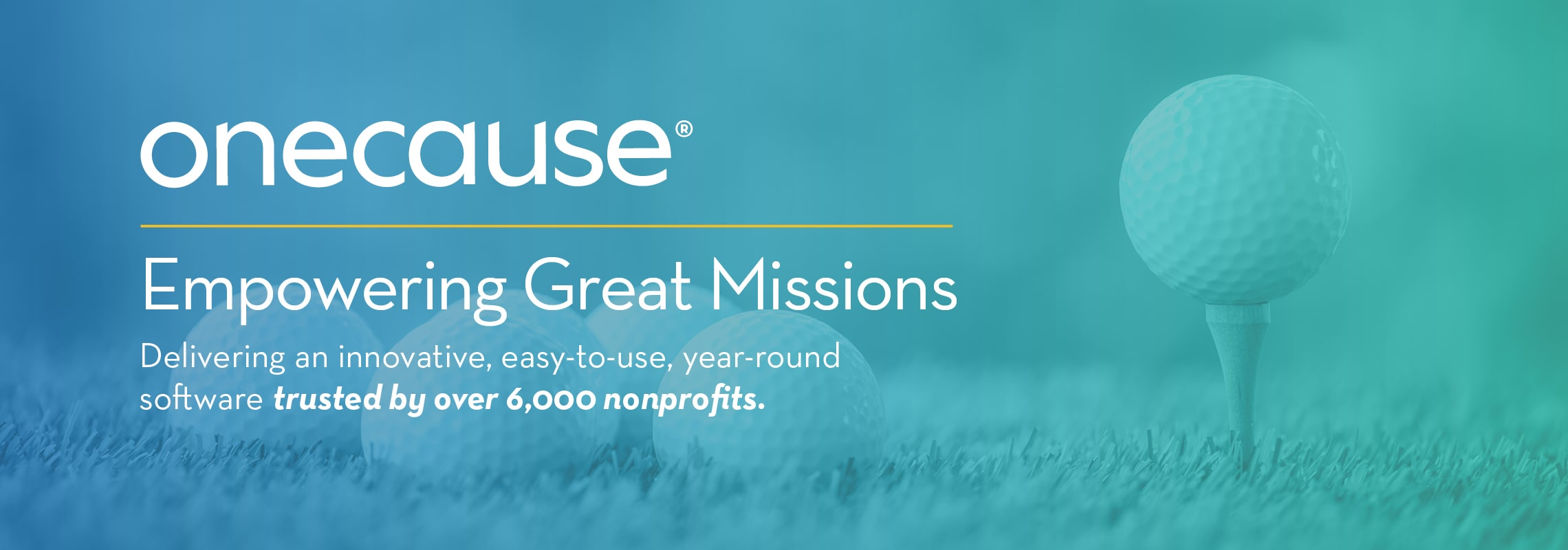 OneCause Empowers Great Missions