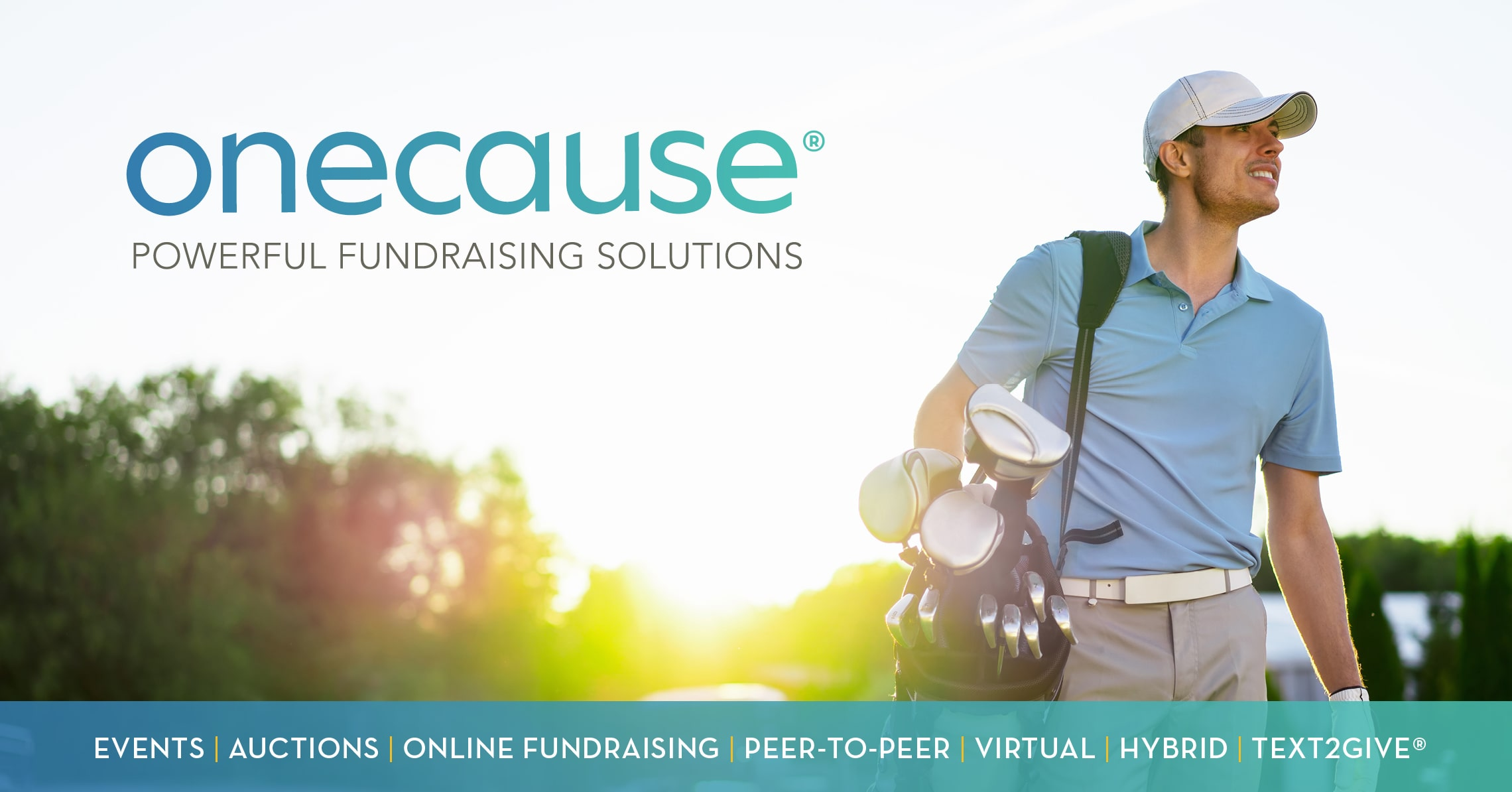OneCause Powerful Fundraising Solutions