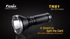 Fenix TK61 LED Flashlight 3