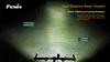 Fenix BTR20 Rechargeable LED Bike Light Dual-Distance