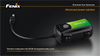 Fenix BTR20 Rechargeable LED Bike Light Rechargeable Pack