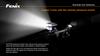 Fenix BTR20 Rechargeable LED Bike Light Turbo