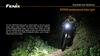 Fenix BTR20 Rechargeable LED Bike Light Description