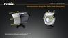 Fenix BTR20 Rechargeable LED Bike Light Aerodynamic
