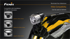 Fenix BTR20 Rechargeable LED Bike Light Compatibility