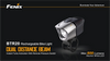 Fenix BTR20 Rechargeable LED Bike Light