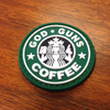 God, Guns,  and Coffee PVC Morale Patch