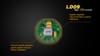 Fenix LD09 LED Flashlight