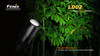 Fenix LD02 LED Flashlight Broad