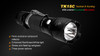 Fenix TK15C Multi-Color LED Flashlight Highlights