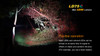 Fenix LD75C Multi-Color LED Flashlight Operation 2