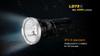 Fenix LD75C Multi-Color LED Flashlight Battery Water