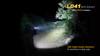 Fenix LD41 LED Flashlight Outside