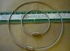 Mechanics Key Ring 12 Inch - Stainless