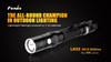 Fenix LD22G2 LED Flashlight - 2015 Edt.