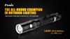Fenix LD22G2 LED Flashlight - 2015 Edt.
