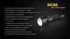 Fenix RC20 Rechargeable LED Flashlight Specs