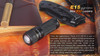 Fenix E15 LED Flashlight Description