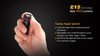 Fenix E15 LED Flashlight Handheld